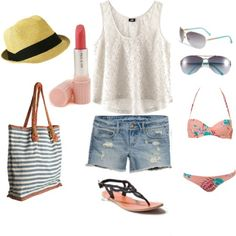 Summer style. #summer #style #fashion