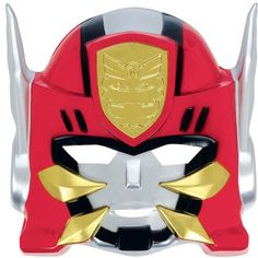Black Friday Deal Power Ranger Megaforce Vac Mask from Oasis Supply Cyber Monday