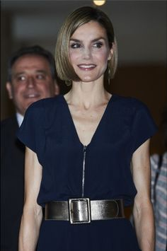 Queens & Princesses - Queen Letizia attended the ceremony awards the literature of youth, which was held in Madrid