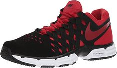 dfc856e2300f Extra Off Coupon So Cheap New Casual Black Red Nike Lunar Fingertrap Tr  Running Cross Trainer-Size
