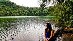 Reward of hiking the Cerro Chato Volcano - such serene place all to myself!  #lifetravelandmore #ilovetravel #travel #love #blogger #costarica #lafortuna #arenal #cerrochato #volcano #cerrochatovolcano #hike #hikinglove #volcanohike #lake #greenlagoon #serene #beautiful #rewardsofhiking #iwasinsideavolcano #nature #view #rainforests #tropicaladventure #beautifulcountry #beautifulday #puravida
