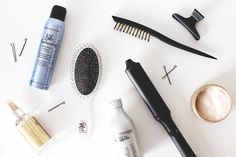 Hair Chat: Favourite Products & Styling Routine ~ I COVET THEE