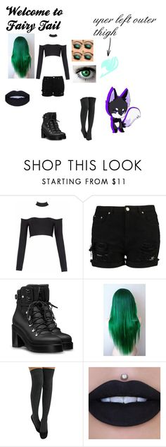 """Welcome to Fairy Tail"" by nicolemarygreen on Polyvore"