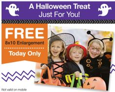 Free 8x10 Photo at Walgreens ~TODAY ONLY~ - http://www.couponoutlaws.com/free-8x10-photo-at-walgreens-today-only/