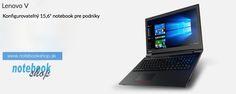 Notebooky Lenovo V poskytujú výborný pomer výkon/cena. Teraz vybrané modely v akcii s dodatočnou batériou. Notebook, Laptop, Electronics, The Notebook, Laptops, Consumer Electronics, Exercise Book, Notebooks