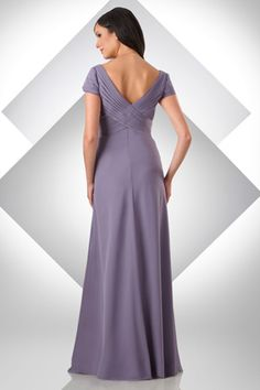 Style 329: Bridesmaids, Prom, Special Occasion & Evening: Bari Jay and Shimmer