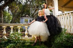 Adult tutunontraditional wedding dressIvory bridal by TutuHot