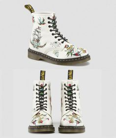 Dr Martens Tattoo Collection