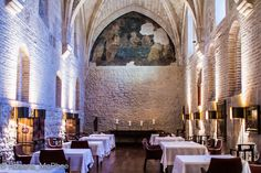 Hot & Chilli | food and travel blog: Abadia Retuerta Le Domaine: michelin-starred meal at Refectorio