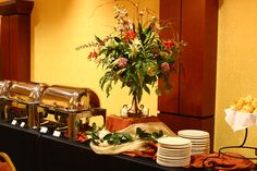 Buffet from Callier's Catering