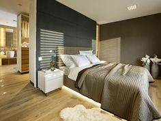 Smart Home: So funktioniert Ihr intelligentes Haus - Loxone Bedroom ideas for the smart home Home Automation Software, Home Automation System, Smart Home Automation, Home Design, Interior Design, Rustic Renovations, Home Security Tips, Design Your Dream House, Quirky Home Decor
