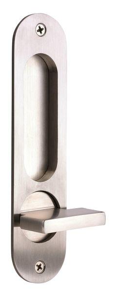 Cabinet Pocket Door Hardware inexpensive pocket door hardwarein the edge of a door with a tiny