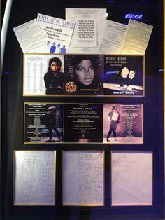 "Decoration at the ""Michael Jackson ONE Boutique"" in Las Vegas, April 2014"