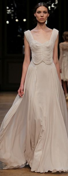 Georges Hobeika love the bodice detail.  You can do amazing things with the dress with jewelry & accessories.