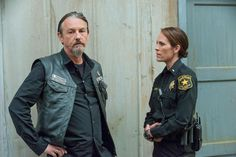 """.@annabethgish on """"Sons of Anarchy"""" and its complicated relationship with women: http://yhoo.it/1EZrOYU"""