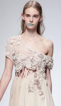 Rachel Decker – Student Crochet Fashion Designer