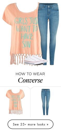 """Untitled #2537"" by laurenatria11 on Polyvore featuring Billabong and Converse"