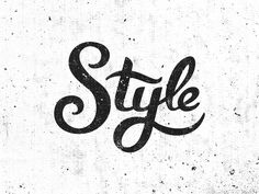 style, font, type, typographi, hand lettering