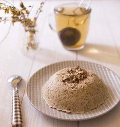 Bowl cake banane noisettes - les meilleures recettes de cuisine d'Ôdélices