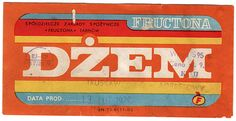 And one more vintage Polish design I liked from Typedeck (a great website by the way ;) )