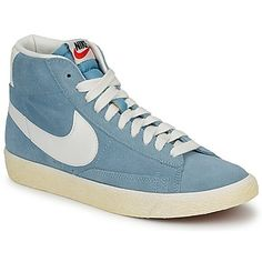 nike air max large - Nike Blazer Mid Grey Suede Trainers | shoes | Pinterest | Nike ...