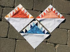 Delectable Mountains May blocks for dGs | Flickr - Photo Sharing!