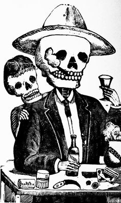 The Country Fucker, sick-six-6: José Guadalupe Posada