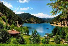 Sünnet gölü/Göynük/Bolu/// Göynük ilçesi sınırlarında bulunan heyelan set gölü. Denizden 1030 m yükseklikte, 186 bin km² alana sahip olan gölün en derin yeri 22 metredir. Genişliği en fazla 100 m olan gölün uzunluğu 1100 m'dir The Beautiful Country, Beautiful Places, Black Sea, Paradise, Camping, World, Water, Travel, Outdoor