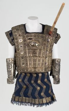 Eric Bana Hector complete costume from Troy : Lot 1128