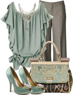"""""""Romantic Leopard Bag"""" by pippimommy ❤ liked on Polyvore"""