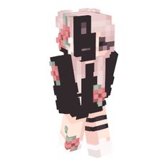 Fecha: 2018-08-30, Perfiles: ★31 *interesting idea: Half enderman* Skins Minecraft, Minecraft Skins Female, Minecraft Skins Aesthetic, Minecraft Banners, Minecraft Designs, Minecraft Projects, Cool Minecraft, Creeper Minecraft, Minecraft Buildings