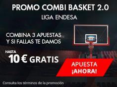 el forero jrvm y todos los bonos de deportes: suertia promo 10 euros combi basket Liga Endesa 11...
