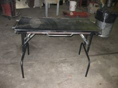 www.camp-cook.com :: View topic - Dutch Oven Table Build
