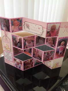 Card that I made for my Grand Daughters 1st Birthday.