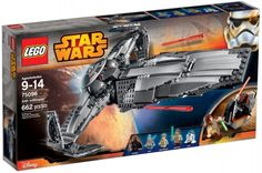 Buy LEGO STAR WARS Sith Infiltratorfor R2,189.00
