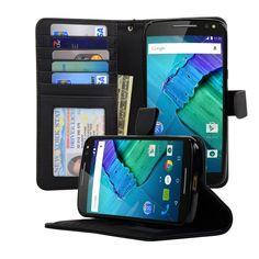 Motorola Moto X Style Wallet Case