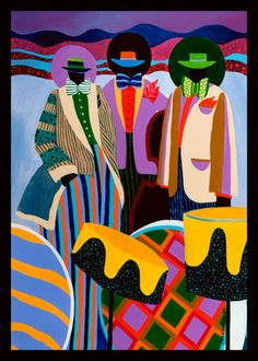 Ivey Hayes Art Work      ISLAND JAZZ MUSIC