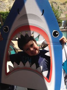 Sharks Summer Party Ideas   Photo 7 of 16   Catch My Party