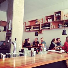 Little Collins in Amsterdam, Noord-Holland  brunch or lunch