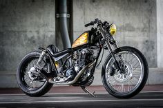 Yamaha Sr400, Mini Chopper, Sr500, Bobbers, Lifted Trucks, Motorbikes, Cars Motorcycles, Honda, Classic Cars