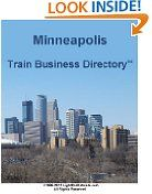 Free Kindle Books - Transportation - TRANSPORTATION - FREE -  Minneapolis Light Rail Train Business Directory