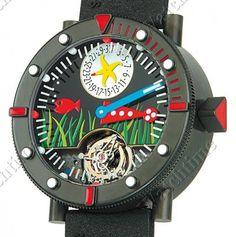 Titanium Timekeepers at JCK Las Vegas Dream Watches, Fine Watches, Luxury Watches, Men's Watches, Amazing Watches, Cool Watches, Watches For Men, Alain Silberstein, Titanium Watches