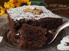 Torta dietetica al cioccolato | Ricetta