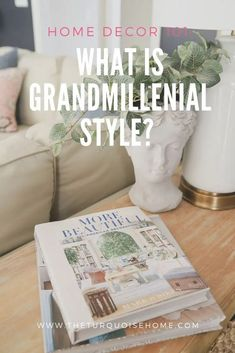 "A Grandmillennial is someone ""Ranging in age from mid-20s to late-30s, grandmillennials have an affinity for design trends considered by mainstream culture to be ""stuffy"" or ""outdated""—Laura Ashley prints, ruffles, embroidered linens,"" shares Bazilian."