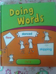 """Uno dei tanti libri della serie """"Getting to Grips with Grammar"""" che aiuta i bambini con la grammatica. Spiegazioni basilari, semplici e d'effetto. Utili anche come supporto ai genitori che vogliono supportare i bambini nell'apprendimento della grammatica e in questo caso dei verbi!"""