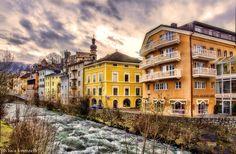 Bruneck's Riverside by Luca Lorenzelli on 500px