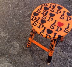 I LoVe SP ateliejuamora@gmail.com www.juamora.com #banqueta #stool #juamora