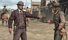 red dead redemption character - Google Search