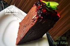 Müthiş Kara Orman Pastası (500. Tarif Özel)