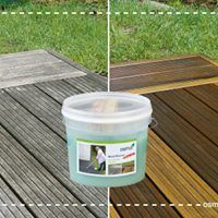 Pets, Home & Garden: How to maintain, clean and care for garden furniture Broom Handle, Natural Wood Finish, How To Clean Furniture, Wood Surface, Naturally Beautiful, Decking, Natural Oils, Consistency, Cleaning Hacks
